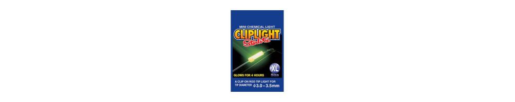Luces químicas - Avisadores - Detectores picadas - Soportes Starlite
